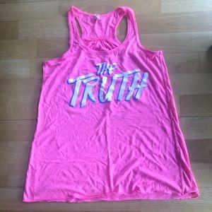 Lauren Fisher The Truth CrossFit Tank
